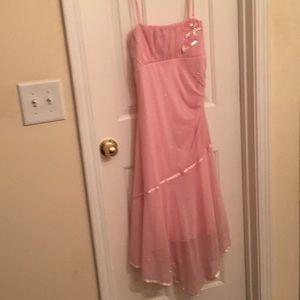 Beautiful pink dress 👗